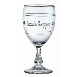 Irish coffee glas, incl. opvask